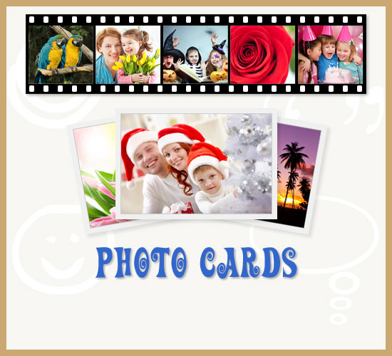 Create Photo Card Online Holiday Photo Cards Custom Cards - Card template free: photo insert christmas cards